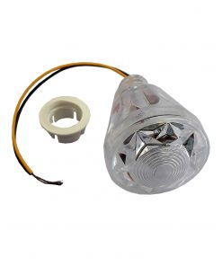لامپ لاسوگاسی مخروطی آفتابی 2 وات