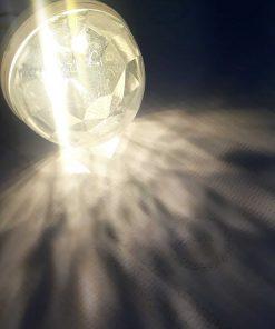 لامپ لاسوگاسی منشوری آفتابی 1 وات