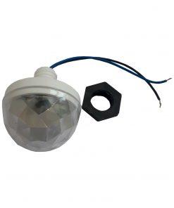 لامپ های لاسوگاسی منشوری سفید 1 وات