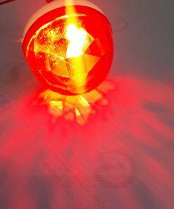 لامپ لاسوگاسی منشوری سفید 1 وات
