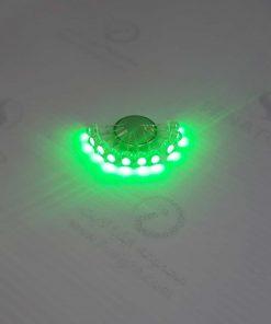 LED کلاهی سبز سناتور