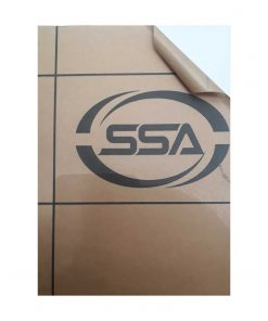 ورق پلکسی سفید 2 میل SSA
