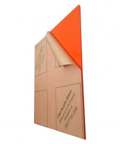 ورق پلکسی نارنجی 2.8 میل SUMMIT