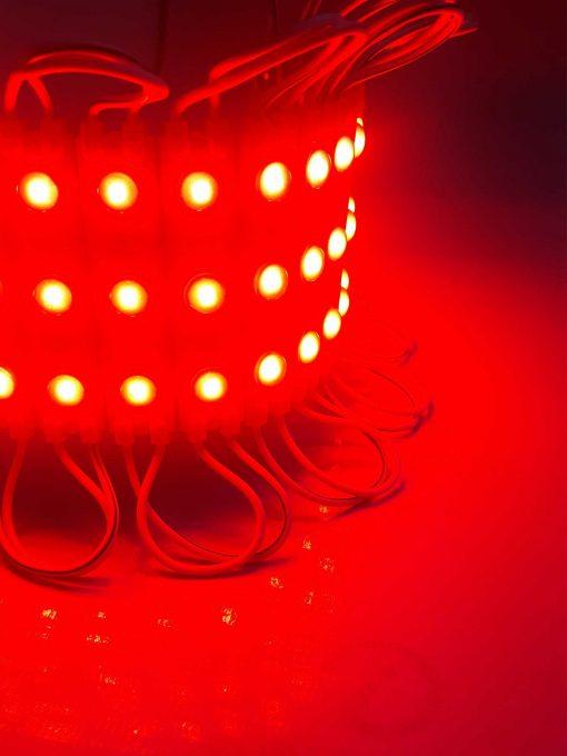 بلوکی لنزی قرمز