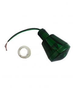 لامپ لاسوگاسی مخروطی سبز