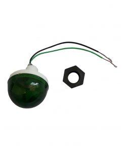 لامپ لاسوگاسی منشوری سبز