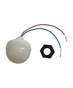 لامپ لاسوگاسی منشوری سفید مات